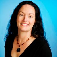headshot of Prof. Hannah Tait Neufeld