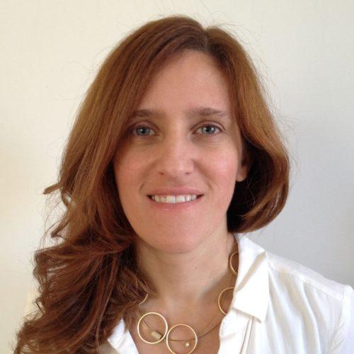a headshot of Prof. Maria Corradini