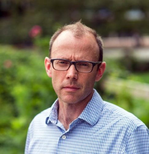 headshot of Prof. Todd Gillis