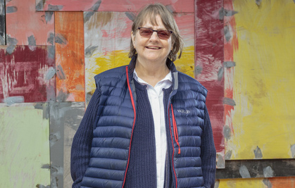 a photo of Phyllida Barlow