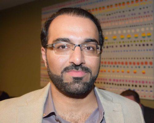 headshot of Prof. Ali Dehghantanha
