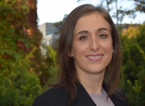 a photo of Prof. Maya Goldenberg