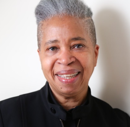 A photo of Prof. Dionne Brand