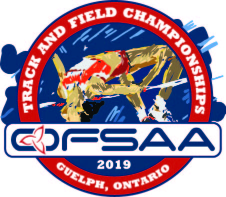 OFSAA Track and Field logo