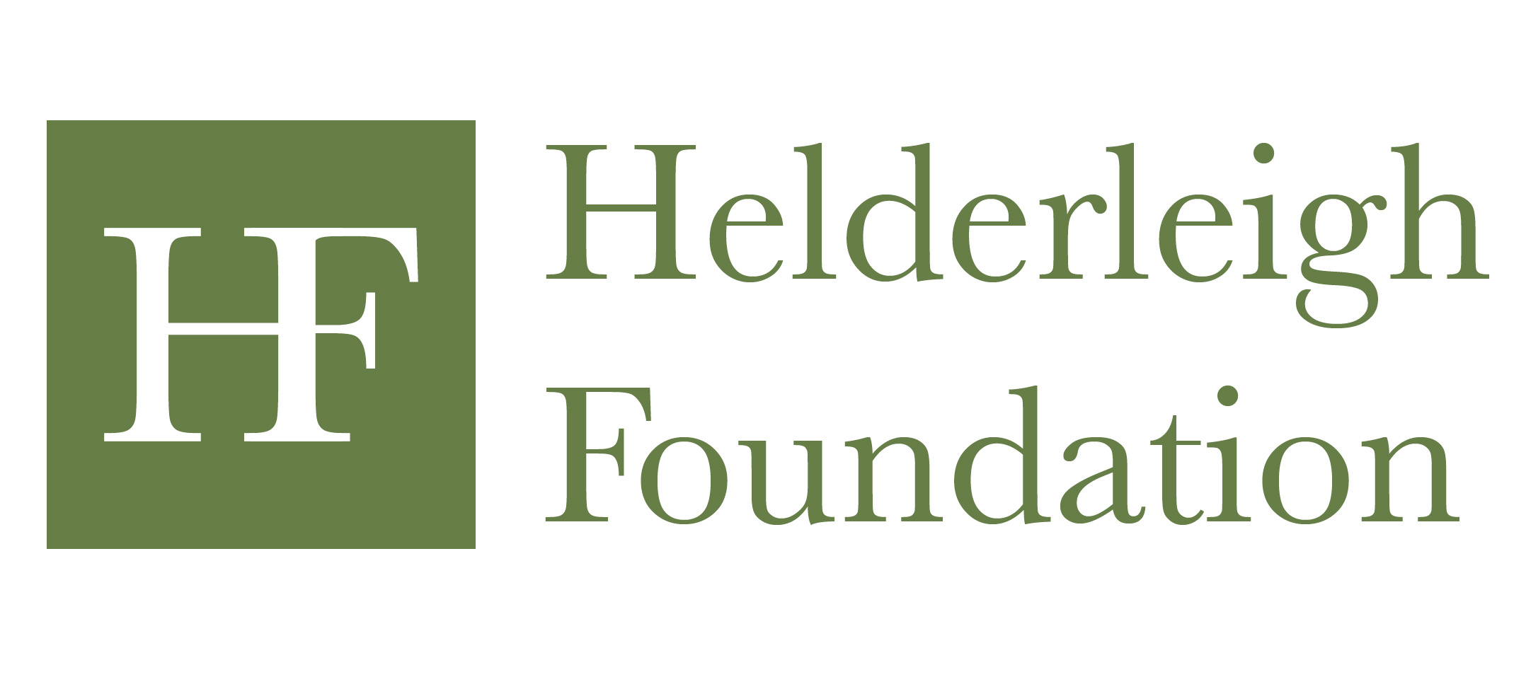 Helderleigh Foundation logo