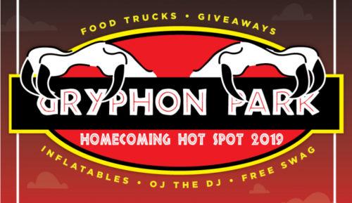 Gryphon Park logo