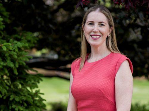 Dr. Amy Greer, professor in Department of Population Medicine