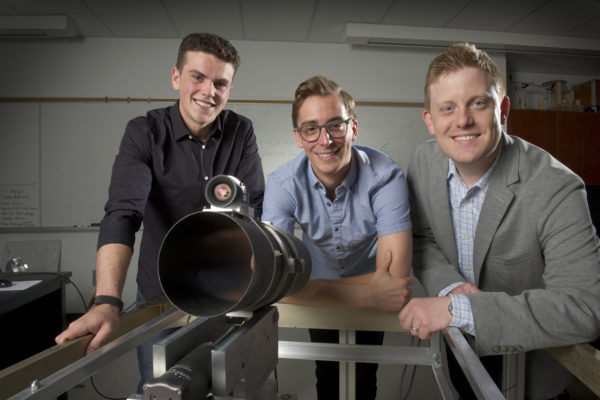 U of G Researchers Design First Moonlight Tracking Device With NASA