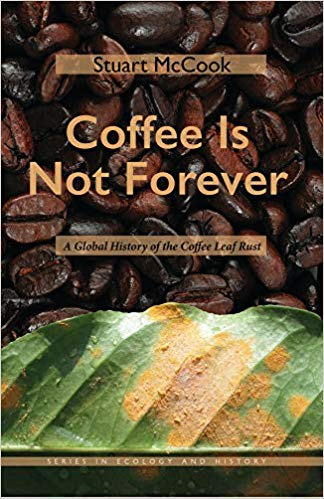 The cover of 'Coffee Is Not Forever'