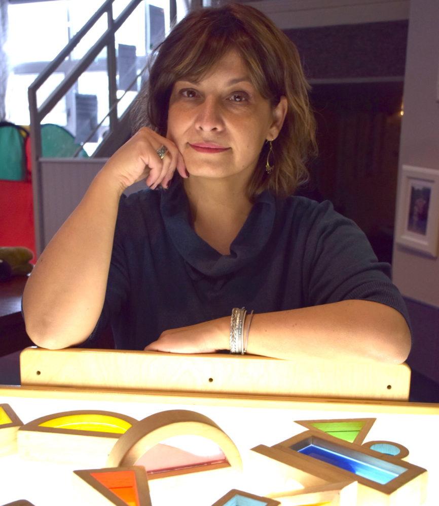 A photo of Dr. Monica Cojocaru