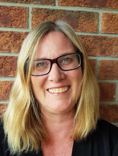 Jill Ferguson, Staff Co-Chair