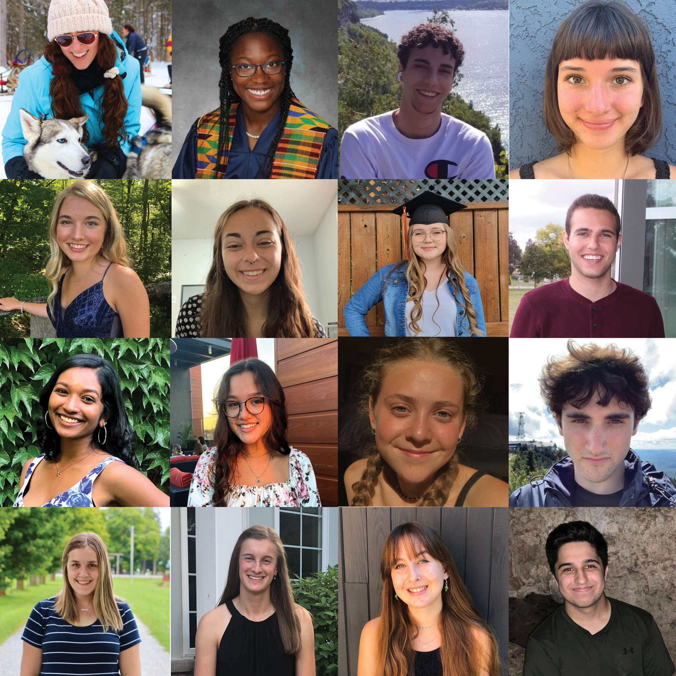 2020 Chancellor's and President's Scholars Recognized