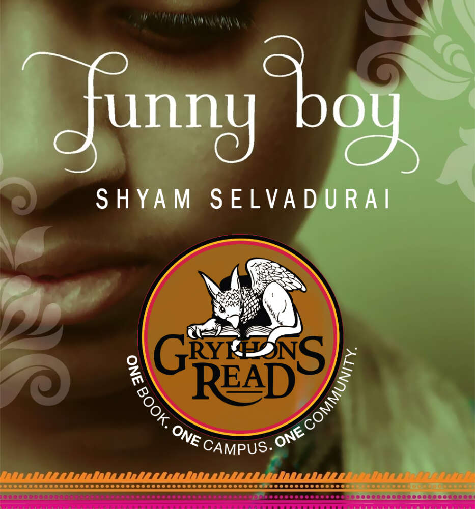 The front cover of Funny Boy