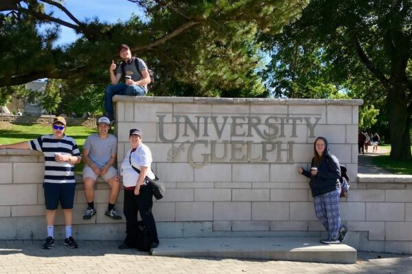U of G's 2020 Campus Friends Graduate, Program to Continue Virtually