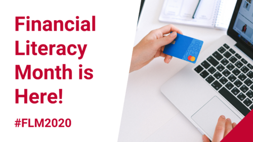 Financial Literacy Month is Here! #FLM2020