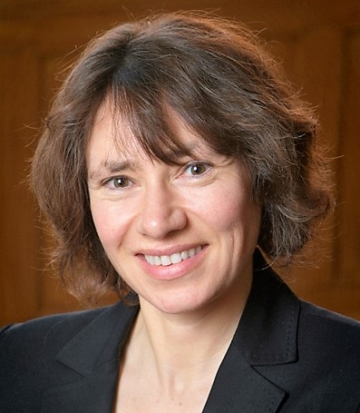 A photo of Dr. Michele Preyde