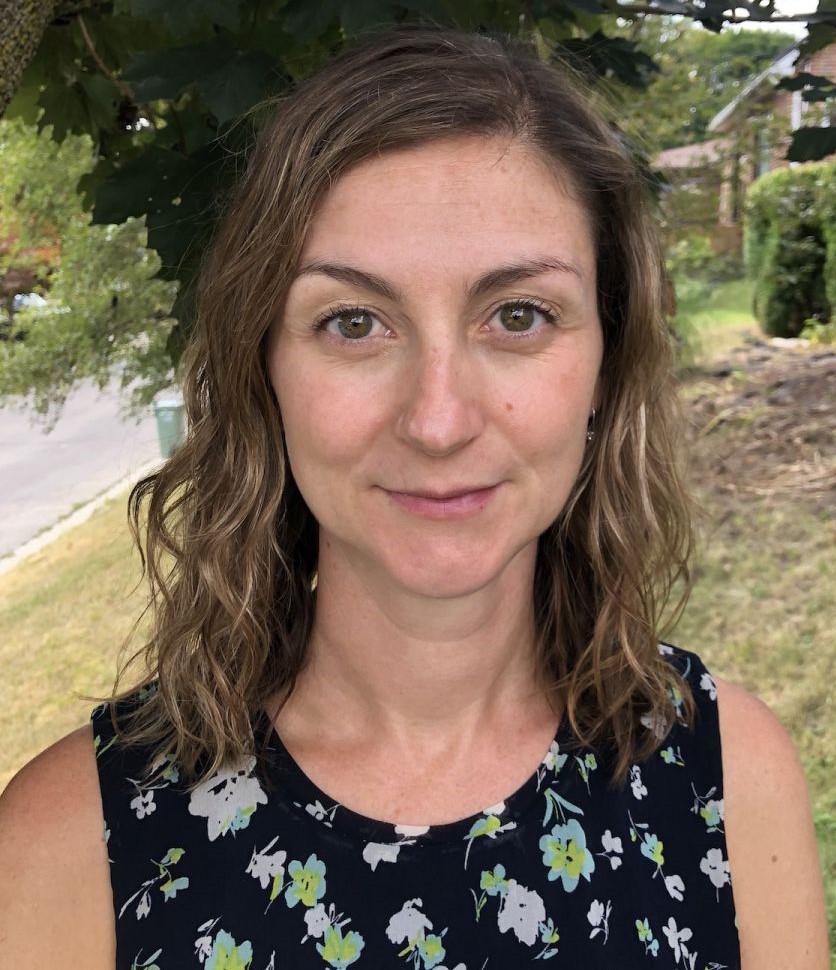 a headshot photo of Dr. Heather Murphy