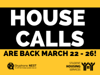 House Calls are Back March 22 to 26