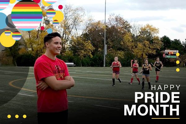Transgender Athlete Found Community of Support at U of G