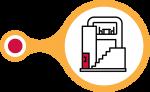 safe spaces icon
