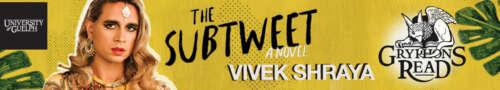 The Subtweet - a novel by Vivek Shraya